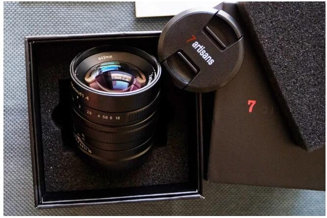 7artisans 55mm F1 4 review (Fuji FX mount)--- by Iurii