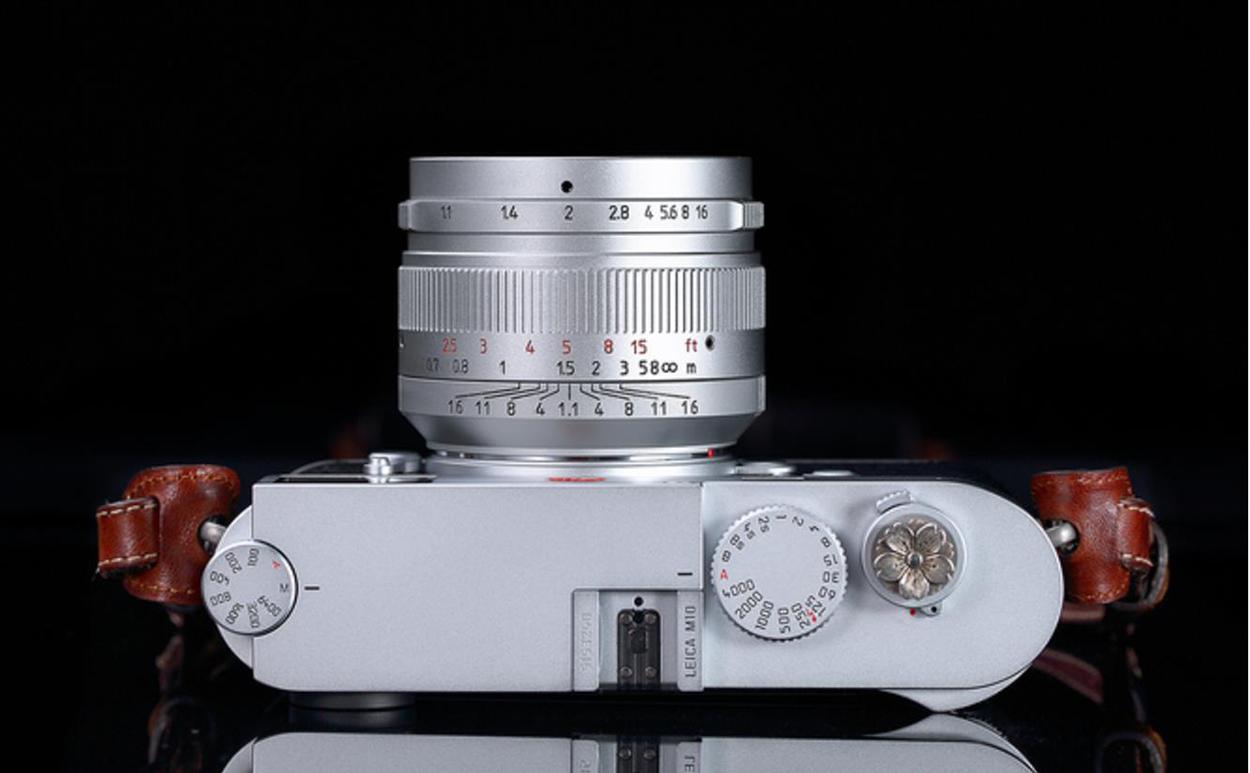 M50mm F1.1